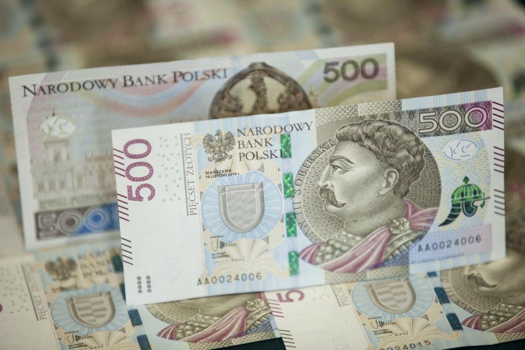 Nowy polski banknot 500 zł