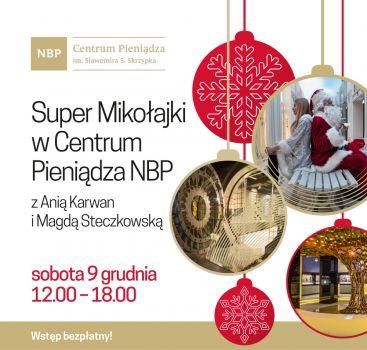 Super Mikołajki w Centrum Pieniądza NBP