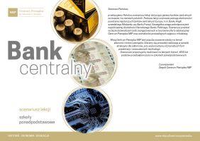 Bank centralny - okładka